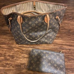 Louis Vuitton Neverfull MM 2016